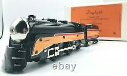 Marx Trains 8349 Southern Pacific Daylight Loco & Tender O Gauge Ttos #8349