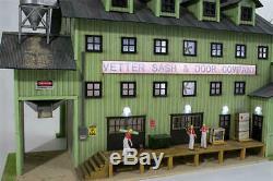 Menards Vetter Sash and Door O gauge New In the Box