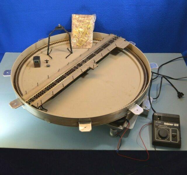 Millhouse Studios O Gauge 28.5 Diameter Turntable Dc Power Control