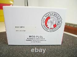 Minerva Models O Gauge E Class Peckett 0-4-0 Industrial Loco DCC Sound