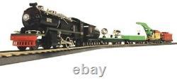 Mth Lionel O Gauge Tinplate 277w 263w Black Work Train Oufit Steam Engine Set