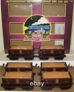 Mth Premier Duluth Missabe Iron Range 6 Car Ore Set! O Gauge Dmir Train