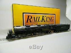 Mth Railking Up Imperial Big Boy Steam Engine 4-8-8-4 O Gauge 30-1780-1 New