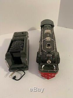Mth Standard Gauge 392e Engine & Tender 10-1091-1