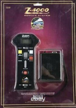 Mth Z-4000 Remote Controller For Railking O Gauge Transformer Train Control Set