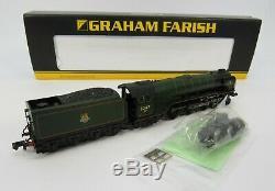 N Gauge Farish 372-802 Class A1 60147 North Eastern BR Green Loco
