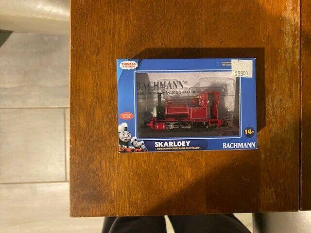 Narrow Gauge Trains By Bachmann Skarloey
