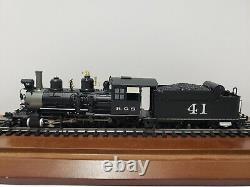New! Blackstone Models C-19 Class 2-8-0 Narrow Gauge Steam Locomotive withSound