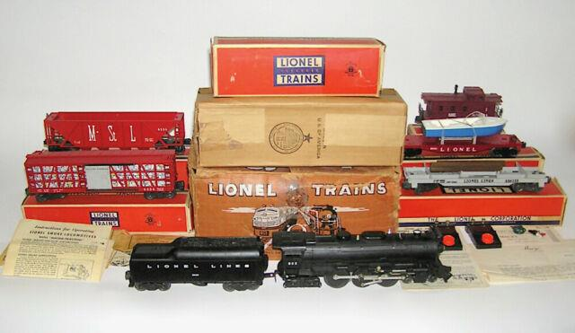 Nice! Lionel No. 2503ws 665 O Gauge 1958 Freight Set 6801 6434++ (dakotapaul)