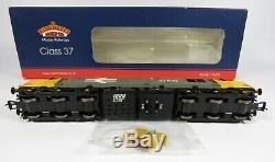 OO Gauge Bachmann 37512 DCC SOUND Class 37 512 BR Railfreight Loco Loksound