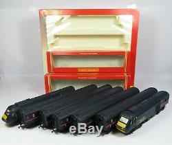 OO Gauge Hornby 7 Car HST 125 Set GNER R2000 R4012 R4011 R4010