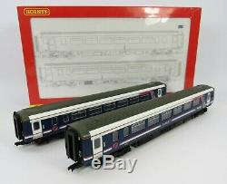 OO Gauge Hornby R2695 Class 156 2 Car DMU First Scotrail Livery