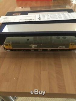 OO gauge Bachmann class 47/301 Rail Freight Red stripe Livery