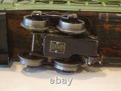 ORIGINAL 2 GAUGE VOLTAMP 2115 INTERURBAN FROM 1910 RESTORED With EARLY TRUCKS
