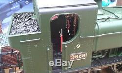 O GAUGE DAPOL 57XX GWR PANNIER 9659 Boxed! 7S-007-003 DCC Ready