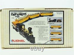 O Gauge 3-Rail Lionel 6-11706 V&T Dry Gulch Line Train Set with Steam Sealed