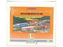 O Gauge 3-Rail Lionel 6-11918 1997 Lionel Service Exclusive Set #X1144 Sealed