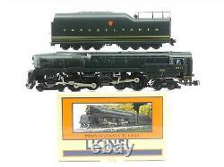 O Gauge 3-Rail Lionel 6-28063 PRR Pennsylvania 4-4-4-4 Duplex Steam #5511 withTMCC