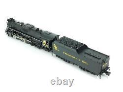 O Gauge 3-Rail Lionel 6-30066 C&O Empire Builder 5-Car Train Set withTMCC BOX #1