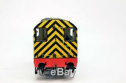 O Gauge Class 08 BR Green Early Crest D3120 with Wasp Stripes Limited Edition