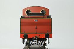 O Gauge Jinty 3F LMS Crimson Lake 16410