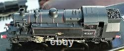 O Gauge Kitbuilt DJH Ivatt 2MT Tank 41227 BR Lined Black
