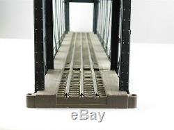 O Gauge Lionel 6-14167 #213 Lift Bridge Building Kit Operating, Lighted