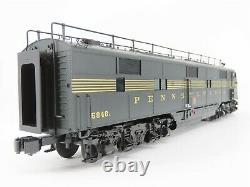 O Gauge Lionel 6-34508 PRR Pennsylvania 3-Rail E7 A/A Diesel Set with TMCC & Sound