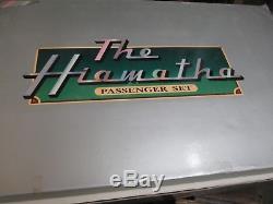 O Gauge Lionel # 6-51000 Hiawatha Passenger Set in Original Box / AI 367