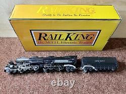 O Gauge Rail King/ Mth 4-8-8-4 Imperial Big Boy Union Pacific Steam Engine #4011