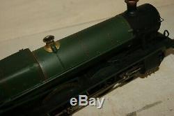 O gauge 7mm KITBUILT Bricklehampton Hall 4-6-0 GWR green 6973 FINESCALE