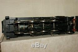 O gauge 7mm SCRATCHBUILT Stanier 8F BR ex LMS Black Late Crest 48216 RUNS WELL
