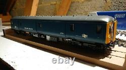 O gauge Heljan Class 128 Parcels Unit Blue. New