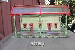 PRIDE LINES IVES Prewar Grand Central Station Glass Dome O & Standard Gauge