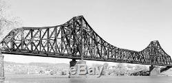 P&LE Bridge, Beaver, PA, 1911 design, O gauge 2 Tracks, Sale MOA @$900.00