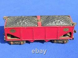 Pre-War Lionel 516 Standard Gauge Coal Hopper VG+ 1930s