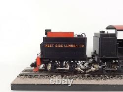 Precision Scale Company Gauge 1 West Side Lumber Company #15 Shay PSC 98015-1