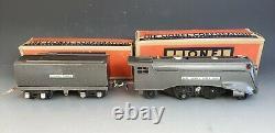 Prewar Lionel O Gauge 1689e Locomotive & 1689W Tender withBoxes