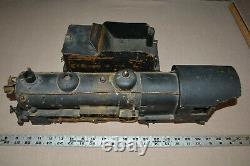 Prewar Standard Gauge Early Steam Train