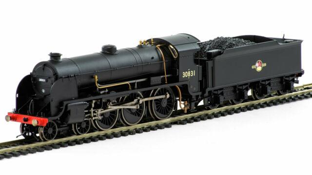 R3413 Hornby Oo Gauge Model Train Br S15 Class Loco 4-6-0 Dcc Ready Brand New