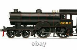 R3521 Hornby 00 Gauge LNER Class D16/3 No. 8802 LNER lined Black rrp £141