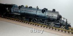 RAIL KING G GAUGE 2-8-8-8-2 TRIPLEX STEAM ENGINE ERIE withPROTO-SOUND(#5016) (OOP)