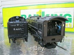Rail King G 1 Gauge New York Central 4-6-4 J-3a Hudson Proto 2.0 #70-3001-1 Ob