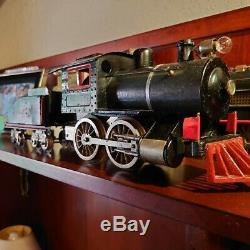 Rare Lionel Prewar Standard Gauge Steam Engine #51 1912-23