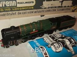 Rare Wrenn W2236 Class 4-6-2 West Country Dorchester BR No 34042 HO-OO Gauge