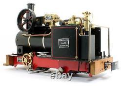 Regner Easy Line'gauge 1' 25460'vincent' Live Steam Locomotive