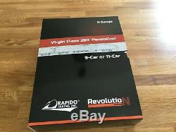 Revolution/Rapido Trains N Gauge Pendolino 11 Car Virgin Hero Poppylino