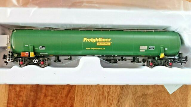 Revolution Trains 0041041 Tea 100t Tank Car Freightliner Green Oo Gauge New