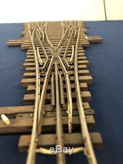 Ross O Gauge Custom 4 Way Switch for O Gauge Trains Mth Lionel K-line Atlas
