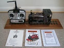 Roundhouse Jack Ltd Live Steam Locomotive DJB SM32 G Gauge Garden Railway